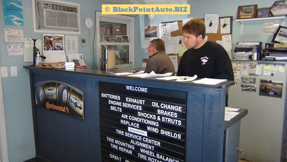 Black Point Auto & Towing - a family owned business