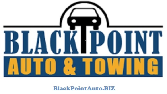 Black Point Auto & Towing - logo
