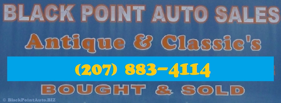 Black Point Auto & Towing - Sales