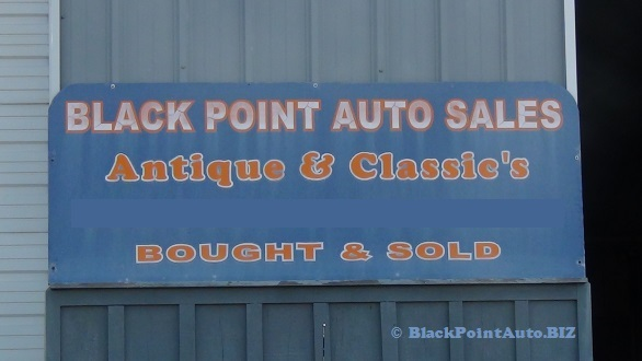 Black Point Auto & Towing - Antiques & Classics